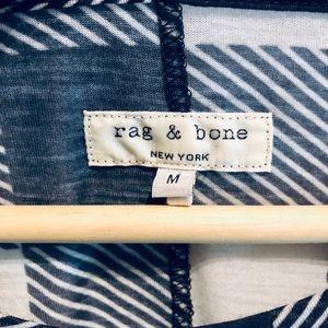 rag & bone Tops - Rag & Bone Check Long Sleeve